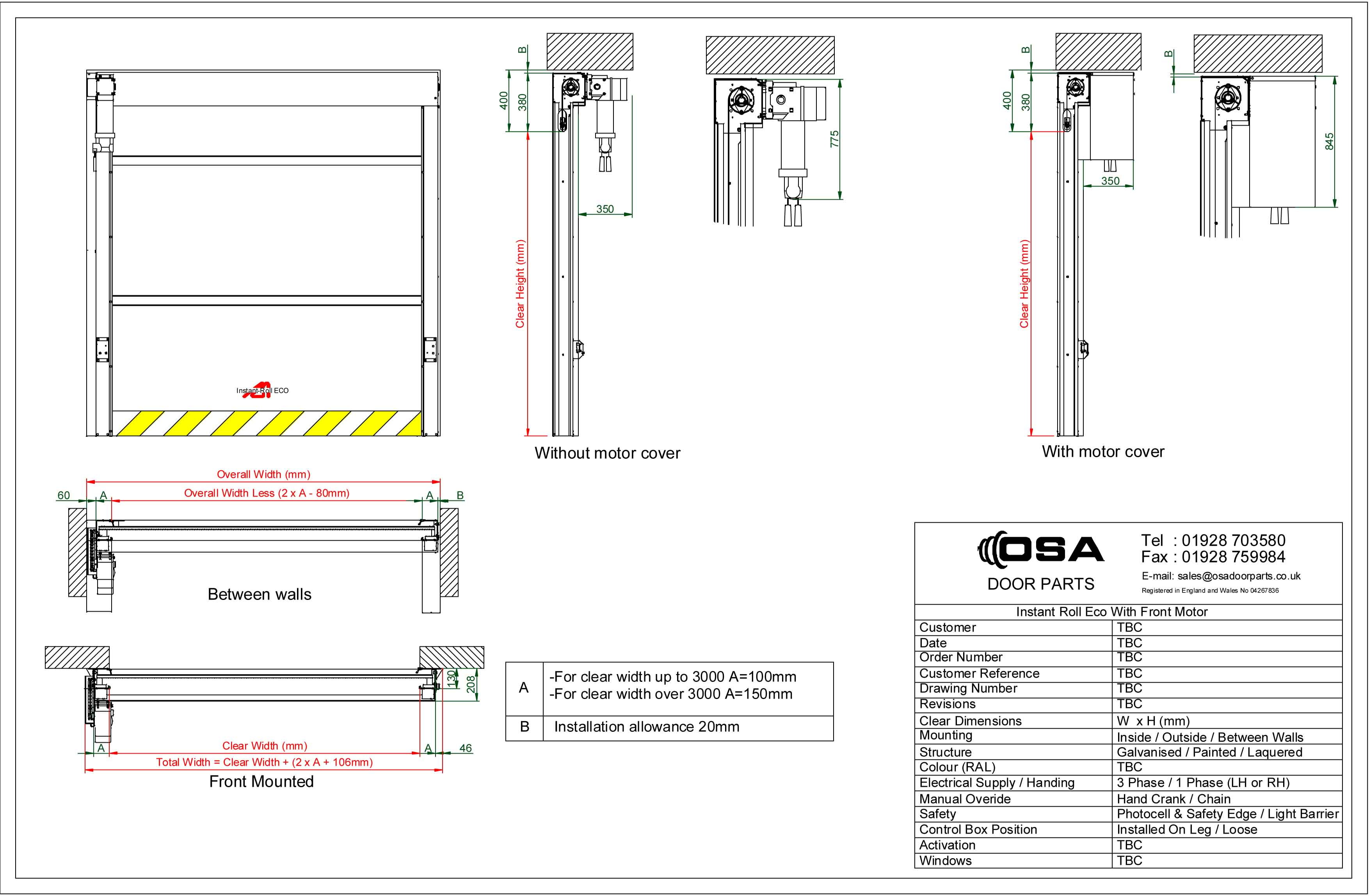 wiring diagram for commercial door opener  diagram  auto
