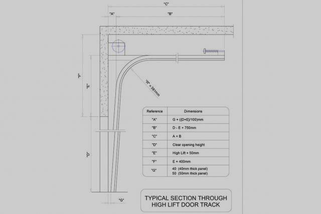Sectional Overhead Doors 187 Osa Door Parts Limited